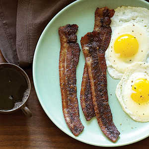 Coffee and Brown Sugar Bacon Recipe