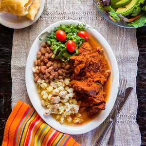 Slow-Cooker Carne Adovada Recipe | MyRecipes