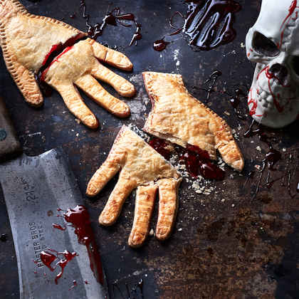 Severed Hand Pies