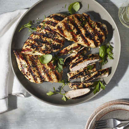 Marinated Grilled Chicken Breasts