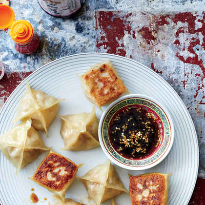Spring Roll Pot Stickers