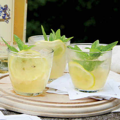 Honey-Lemon Spritz