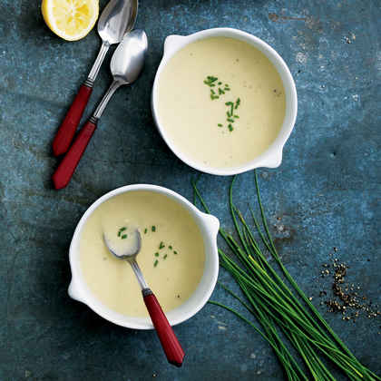 Creamy Leek and Parsnip Soup