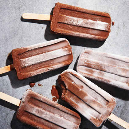 Fudgy Pudding Pops