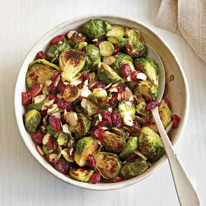 Honey-Roasted Brussels Sprouts