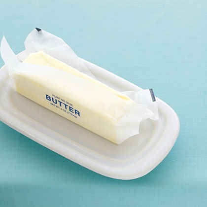 Freezing Butter