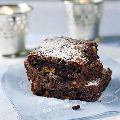 Chunky Chocolate Brownies
