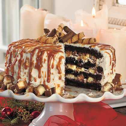 Christmas Cake Filling Ideas : Our Best Cake Mix Recipes - MyRecipes