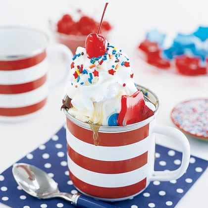 Star-Spangled Sundaes