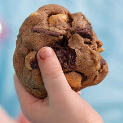 Smart cooking cookie recipe