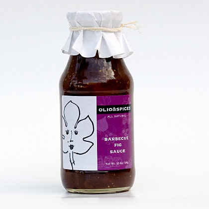 Olio & Spices: Barbecue Fig Sauce