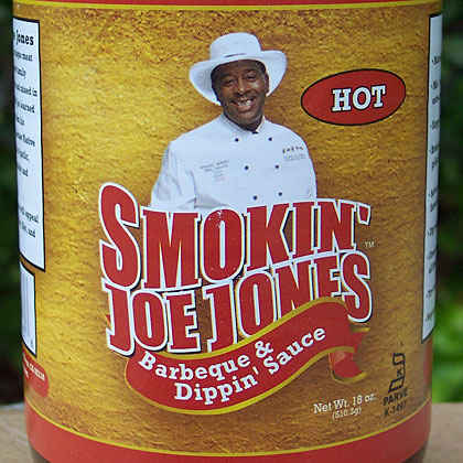 Smokin' Joe Jones HOT Barbeque Sauce