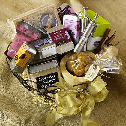 Spice It Up Basket