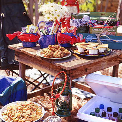 Creative Wedding Shower Food Ideas MyRecipes