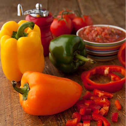 7 Ways With Bell Peppers