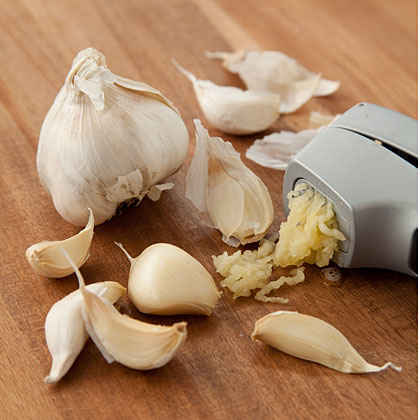 7 Ways With Garlic