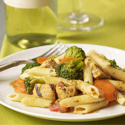 Lean Cuisine Grilled Chicken and Penne Pasta