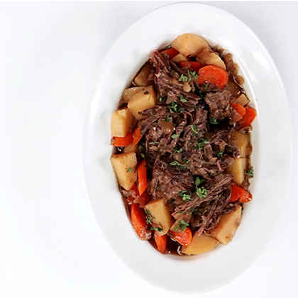 Our Best Beef Recipe: Classic Beef Pot Roast