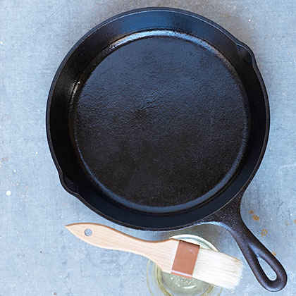 How-To Video:  Seasoning the Skillet