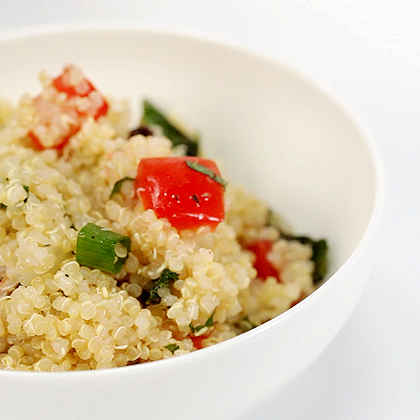 Our Best Side Dish Recipe: Quinoa Tabbouleh