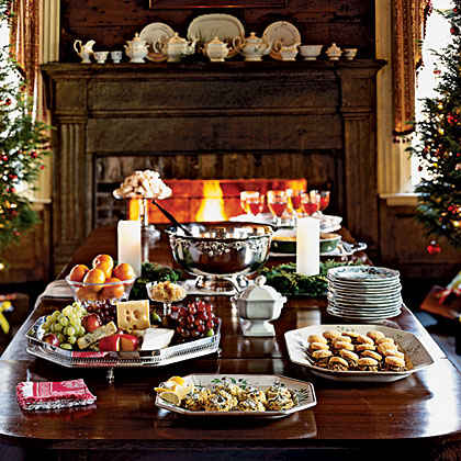 Holiday Party Planning Made Easy Myrecipes