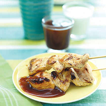 Grilled Chicken Skewers ($0.92)