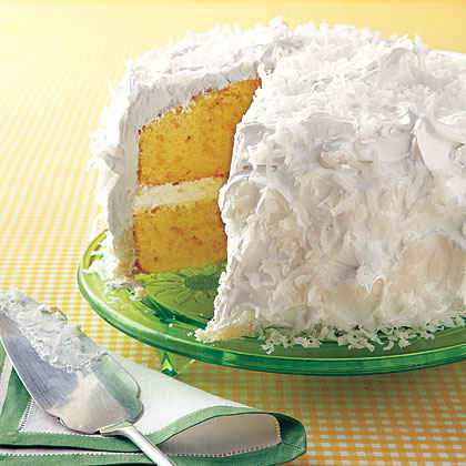 coconut cake this classic two layer coconut cake recipe features