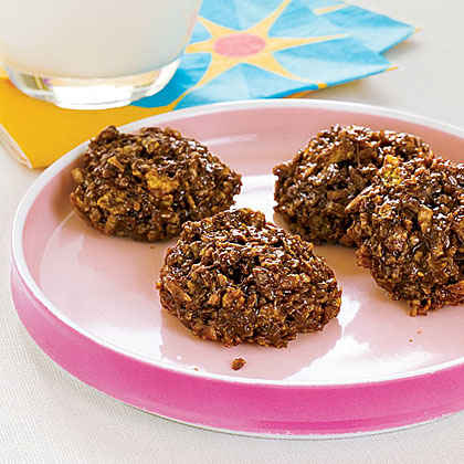 Chilled Chocolate-Peanut Butter Cookies
