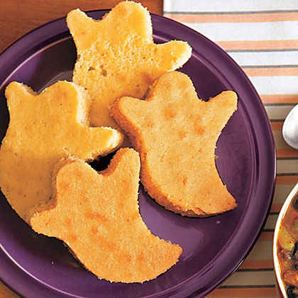 Cornbread Ghosts