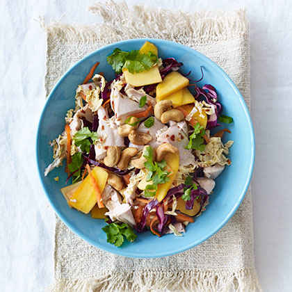 Chopped Chicken Cashew Salad