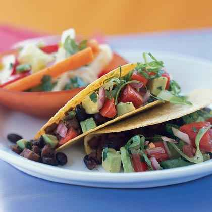 Tex-Mex Taco Supper