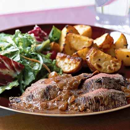 Our Best Grilled Flank Steaks | MyRecipes