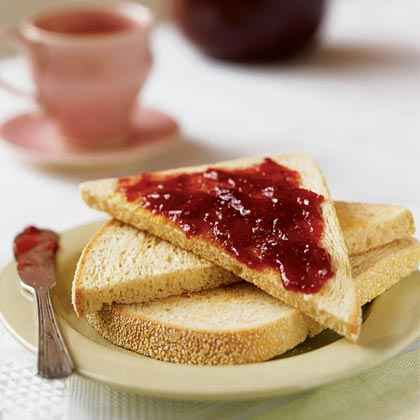 Fresh Strawberry Jam