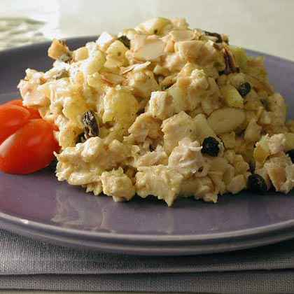 Chicken salad ideas recipes