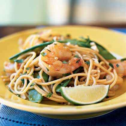 Peanut Butter: Shrimp Pad Thai
