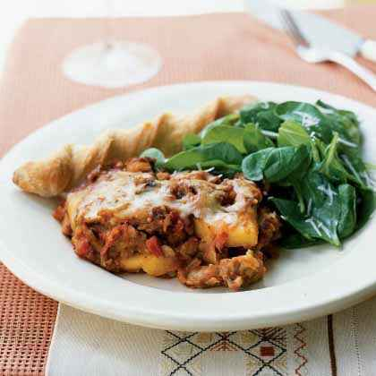 Lasagnas Under 300 Calories