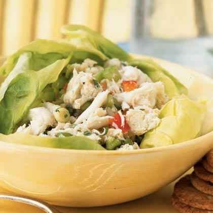 Lump Crab Salad