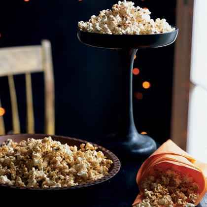 Maple-Chile Popcorn