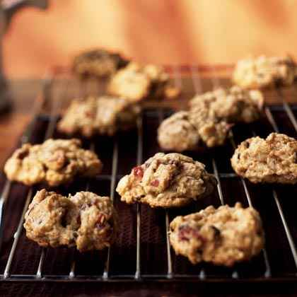 Cranberry-Nut Chocolate Chip Cookies