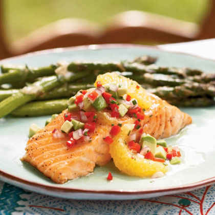 Defy diabetes how to control diabetes with healthy eating for Diabetic fish recipes