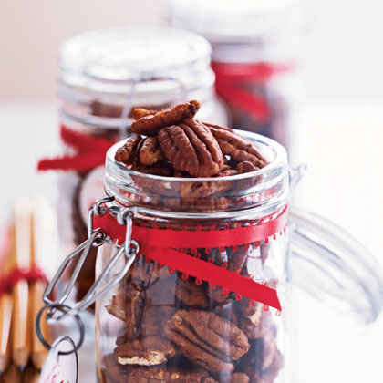 Asian-Spiced Pecans