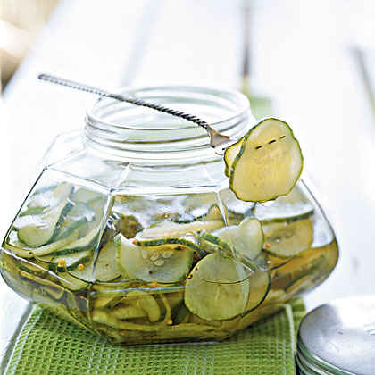 Bonus Recipe: Bread-and-Butter Pickles