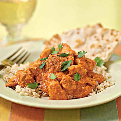 Indian Cashew Chicken