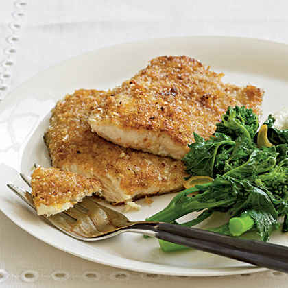 pecan crusted trout hazelnut crusted trout hazel crust trout hero ...