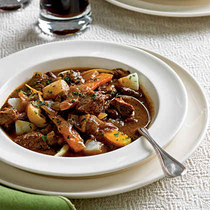 stew slow cooker steak and guinness slow cooker guinness stew on ...