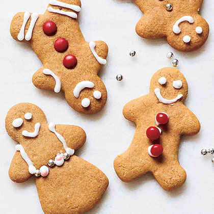 Gingerbread People Parade
