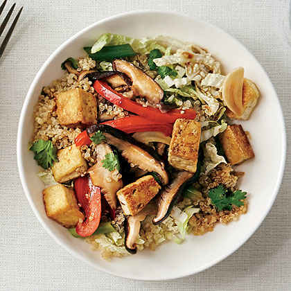 Easy meatless recipes for dinner