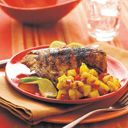 Caribbean-Style Chicken Recipes | MyRecipes