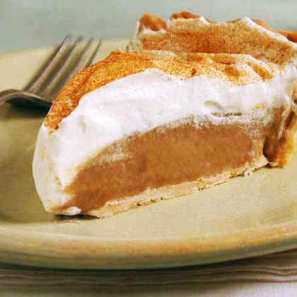 Butterscotch: Butterscotch Pie