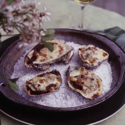 Theodore Roosevelt's Oysters